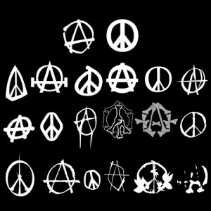 Anarchism = Peace